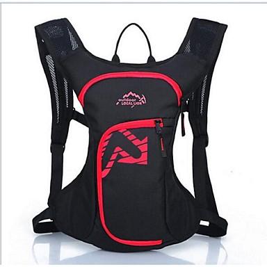 Mochila de Ciclismo mochila para Esportes Relaxantes Viajar Corrida Bolsas para Esporte Lista Reflectora Prova-de-Água Vestível