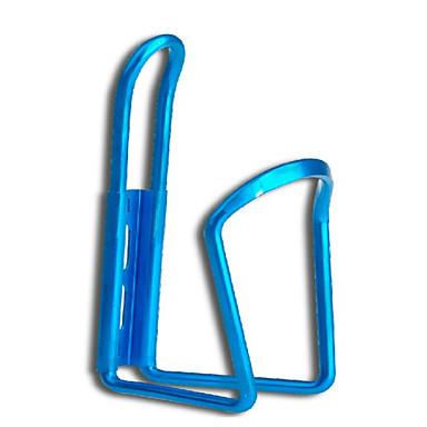 כלוב בקבוק מים רכיבת פנאי / רכיבה על אופניים / אופנייים / אופניים הילוך קבוע עמיד סגסוגת אלומיניום