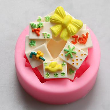 fleur des moules en silicone joie de chocolat, moules à gâteaux, moules à savon, des outils de décoration bakeware