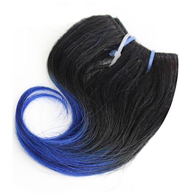 Tissages de cheveux humains Cheveux Brésiliens Ondulé 6 Mois 1 Pièce tissages de cheveux