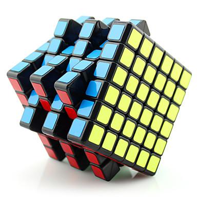 Rubiks kubus YONG JUN 6*6*6 Soepele snelheid kubus Magische kubussen Puzzelkubus professioneel niveau / Snelheid / Wedstrijd Geschenk Klassiek & Tijdloos Meisjes