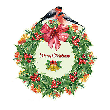 Noël Stickers muraux Autocollants avion Autocollants muraux décoratifs Matériel Amovible Décoration d'intérieur Calque Mural