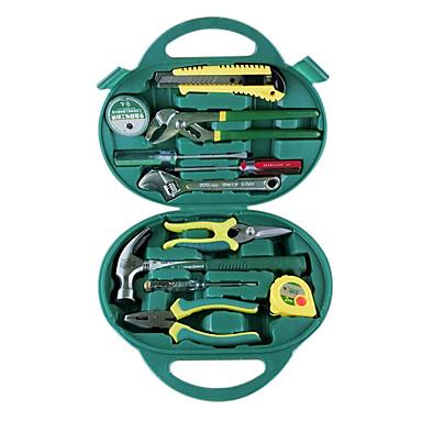 berrylion® 12 סטים של כלי בית סט של עט חשמלי פטיש טפר צבת כלים נפוצה