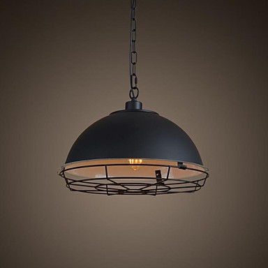 MAX 40W מנורות תלויות ,  מודרני / חדיש צביעה מאפיין for סגנון קטן מתכתחדר שינה / חדר אוכל / חדר עבודה / משרד / חדר ילדים / חדר משחקים /