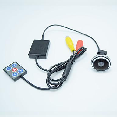 ミニ700tvlカラーミニカメラ1.78ミリメートル広角魚眼レンズ屋内CCTVの防犯カメラ