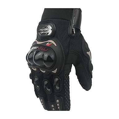 Vollfinger Nylon Motorräder Handschuhe