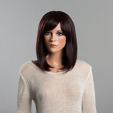 מרכזי שיער בתולת האופנה הזוהרת באריגת יד הפאה