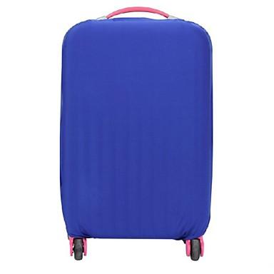 Unisex Koffer PU Normal Reißverschluss Schwarz Grün Blau Rosa