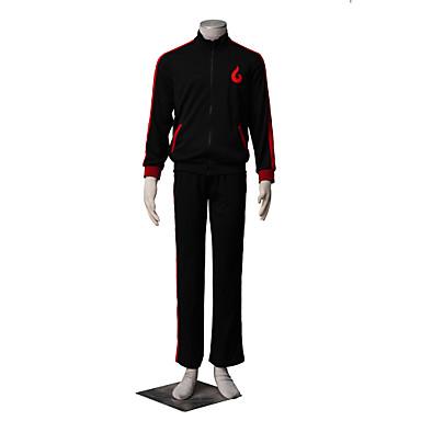 Inspiriert von Naruto Boruto Anime Cosplay Kostüme Cosplay Kostüme einfarbig Langarm Mantel Hosen Für Mann