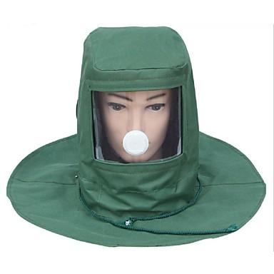 capa à prova de poeira máscara protetora areia detonador cap pintura pintura especial industrial de moagem protecção laboral especial