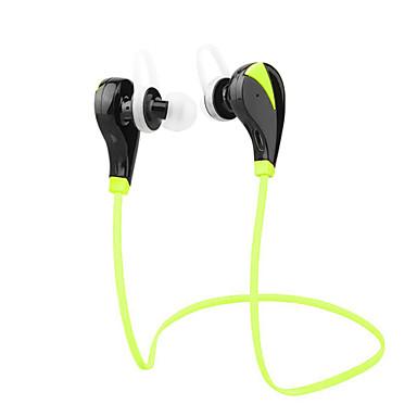 G6 EARBUD Sin Cable Auriculares Dinámica El plastico Deporte y Fitness Auricular Con control de volumen / Con Micrófono Auriculares