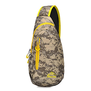 5L L ハイキング用デイパック ショルダーバッグ チェストバッグ のために レジャースポーツ スポーツバッグ 多機能の ランニングバッグ