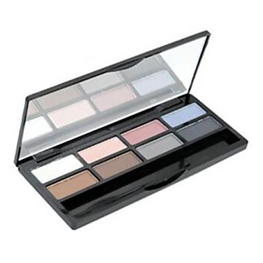 8 farger øyenskygge naken comestic langvarig skjønnhet makeup