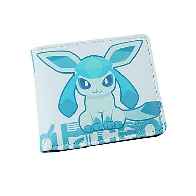Tasche Geldbörsen Inspiriert von Pocket Little Monster Cosplay Anime Cosplay Accessoires Geldbeutel Kunstleder Mann Frau