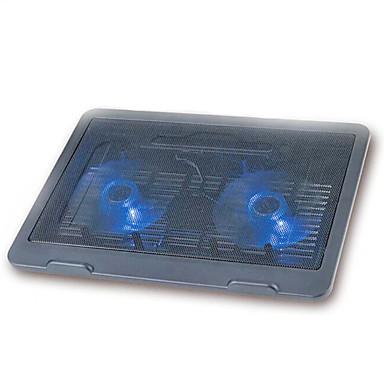 protable slank blu-ray dual fan fans usb kjøling
