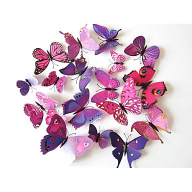 3D Wand-Sticker Tier Wandaufkleber Dekorative Wand Sticker, Vinyl Haus Dekoration Wandtattoo Wand