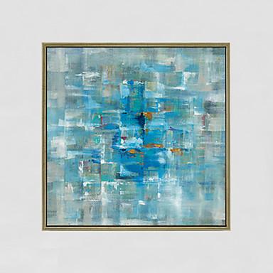 Handgemalte Abstrakt / Fantasie Ölgemälde,Modern Ein Panel Leinwand Hang-Ölgemälde For Haus Dekoration