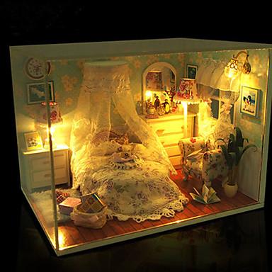 1 pieza Luz de noche LED Batería Decorativa