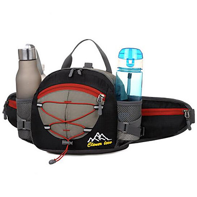 Clever Bees 10-20 L バックパック サイクリングバックパック キャンピング&ハイキング レジャースポーツ サイクリング / バイク 旅行 防水 防塵 耐久性 高通気性 反射性ストリップ 多機能の 横滑り防止 ナイロン