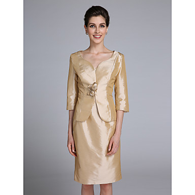 Taffeta Wedding / Party / Evening Women's Wrap With Floral Coats / Jackets