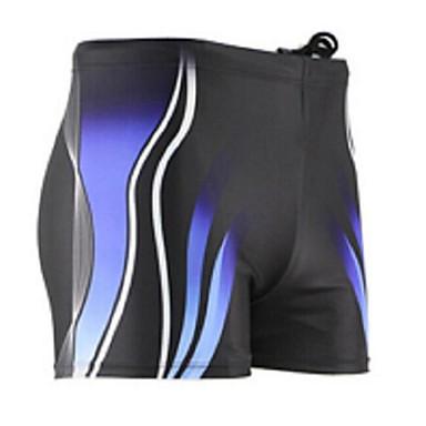 Homme Shorts de Natation Etanche, Résistant aux ultraviolets, Respirable Lycra Tenues de plage Bas Surf / Plongée / Natation