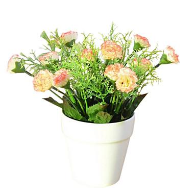 Silke Nellik Kunstige blomster