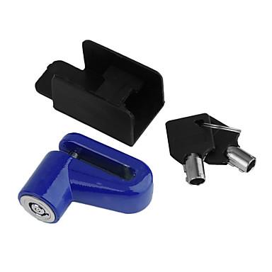 Locks Bicicleta Bicicleta  Roda-Fixa / Bicicleta dobrável / Bicicleta De Montanha / BTT Ciclismo / Outro Cobre / Plástico / Aço - Preto / Vermelho / Azul