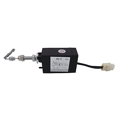 דיזל גנרטור המנוע שסתום אלקטרומגנטים לכבות בנשק תקנה מהירה דוושת מצערת חשמלית
