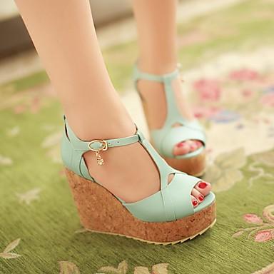 Womens Shoes Heel Wedges   Heels   Peep Toe   Platform Sandals Outdoor    Dress