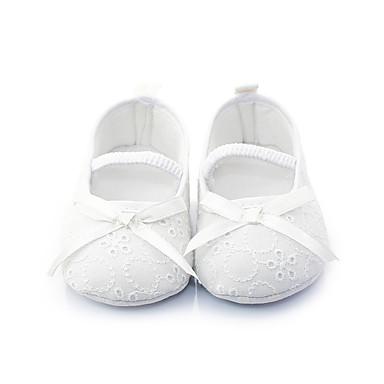 女の子 赤ちゃん フラット 赤ちゃん用靴 コットン 春 秋 カジュアル