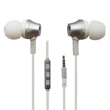 Ufeeling Ufeeling U18 No ouvido Com Fio Fones Dinâmico Plástico Celular Fone de ouvido HI FI Com controle de volume Com Microfone Fone de