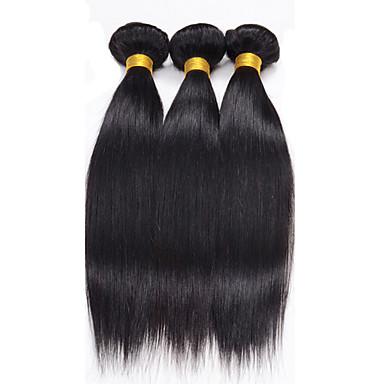 ברזילאי רמי שיער שזירה Remy  משיער אנושי ישר שוזרת שיער אנושי רמי