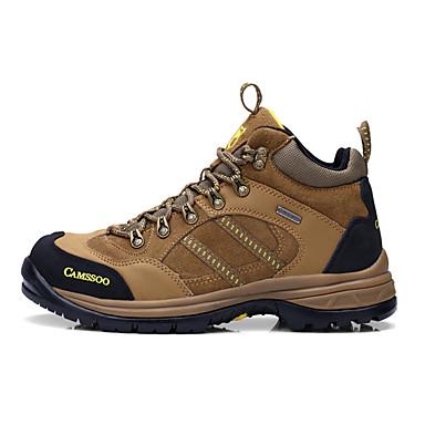 Sapatos de Montanhismo(Cinza Escuro / Marron) -Homens-Equitação