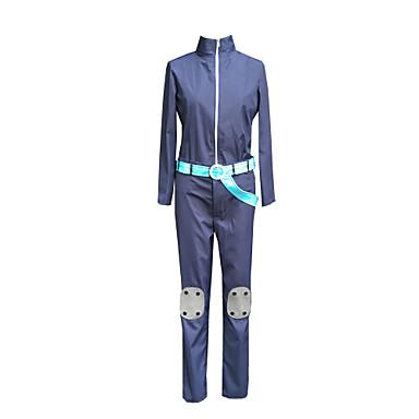 קיבל השראה מ One Piece Kenji Yamaguchi אנימה תחפושות קוספליי חליפות קוספליי אחיד שרוול ארוך עליון מכנסיים כפפות אביזר למותניים עבור זכר