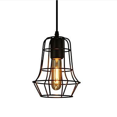 Lámparas Colgantes Luz Ambiente Acabados Pintados Metal Mini Estilo 110-120V / 220-240V Bombilla no incluida / E26 / E27