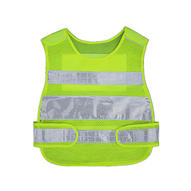 オプションの品質建設衛生反射ベスト反射ベスト反射衣類の色