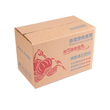 gul farge annet materiale emballasje&frakt fem lags hardt utskrift pakking kartonger en pakke med syv