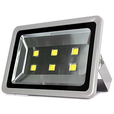 abordables Éclairage Extérieur-1pc Projecteurs LED Imperméable / Décorative Blanc Chaud / Blanc Froid 85-265 V Eclairage Extérieur 6 Perles LED