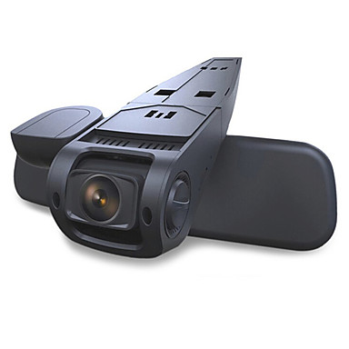 a118c 1,5 tommers h.264 1080p Novatek 96650 trygt kondensator bil DVR dash cam - svart
