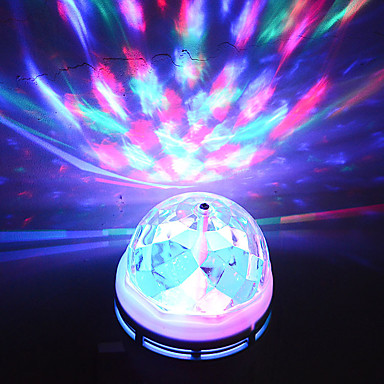 1pc geleid ac patroon lamp binnenlandse projector lampen briljante nachtlampje