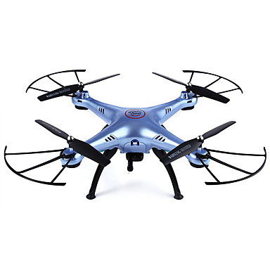 RC Drone SYMA x5hw 4CH 6 Axis 2.4G 0.3MP 480P RC Quadcopter LED Lights One Key To Auto-Return Auto-Takeoff Failsafe Headless Mode