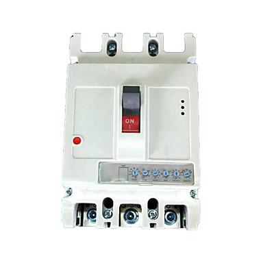 Tipo cm1e-250 circuito de ar disjuntor genuína caixa de plástico electrónica