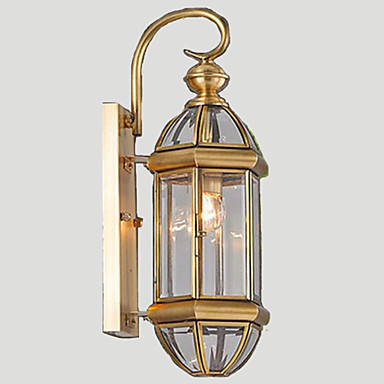 Traditional/Classic Wall Lamps & Sconces For Metal Wall Light 110-120V 220-240V 3WW