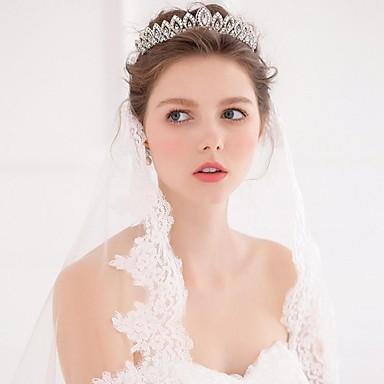 Künstliche Perle / Aleación Tiaras / Stirnbänder / Kränze mit 1 Hochzeit / Besondere Anlässe / Normal Kopfschmuck