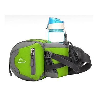 Flaskebælte Mobiltelefonetui Bæltetaske Bæltetasker for Løb Cykling Sportstaske Telefon/Iphone Multifunktionel LøbetaskeIphone 6/IPhone