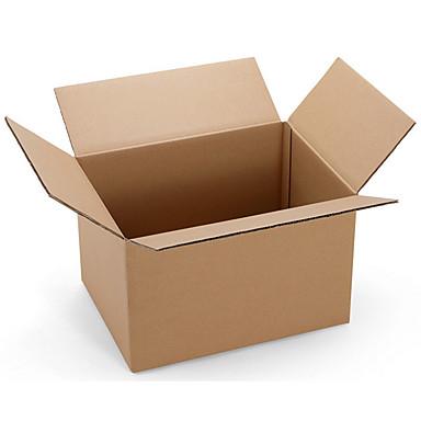embalagem de cor marrom& transporte caixas de embalagem de um maço de vinte e sete