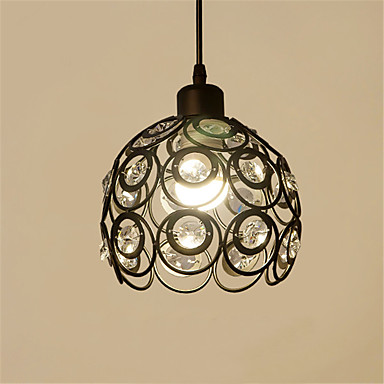 Privjesak Svjetla Ambient Light - Crystal Mini Style, Modern / Comtemporary, 110-120V 220-240V Bulb not included