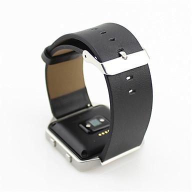 Klokkerem til Fitbit Blaze Fitbit Klassisk spenne Lærrem Lær Håndleddsrem