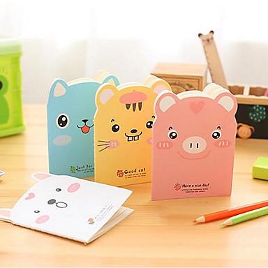 Notebooks criativas Multifuncional,A6