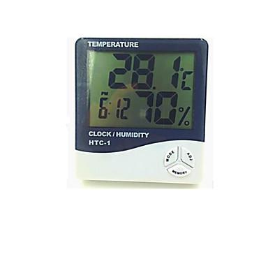 digital elektronisk temperatur- og fuktighetsmåler (måleområde: -50 ℃ ~ + 70 ℃ / 10% rf-99% rf)
